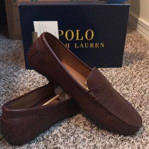 Men's Ralph Lauren shoes
